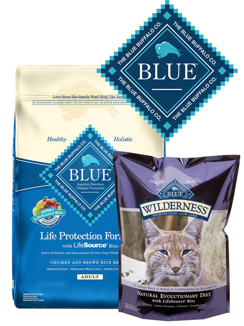 blue buffalo pet food