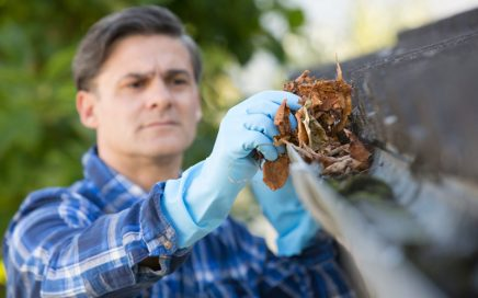 Repair, and Protect Gutters