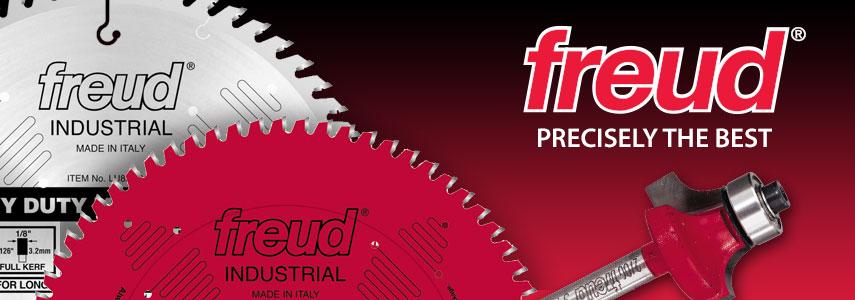 Freud Saw Blades, Router Bits & Forstner Bits