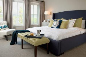 Read the article: 5 Creative Ways to Paint Your Bedroom