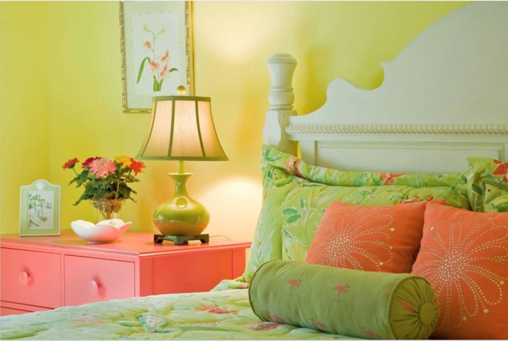 Creative Ways to Paint Your Bedroom - Vivid