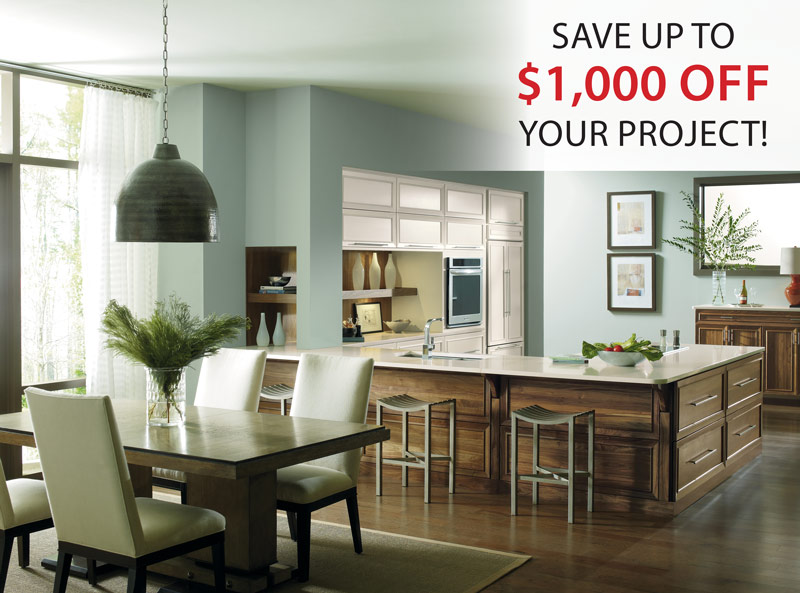Kitchen and Bath Promo