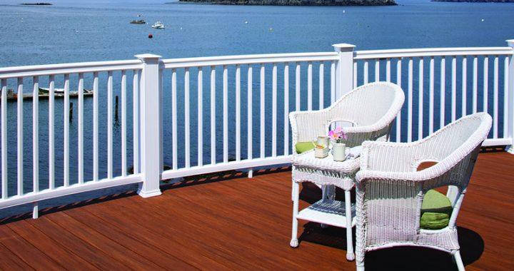 Choosing Deck Railing