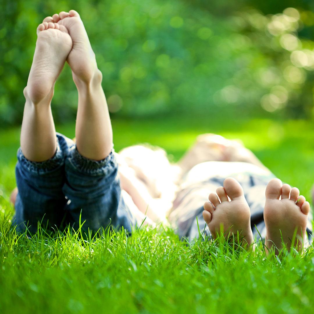 Get Barefootable Grass