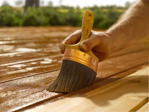 Read the article: How to Choose and Apply Deck Stain