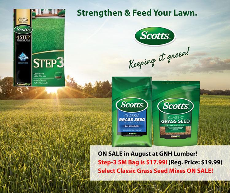 Scotts Sale