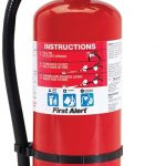 PRO5 6/40-6 EXTINGUISHER RED ABC