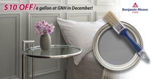 Benjamin Moore Interior Paint Sale