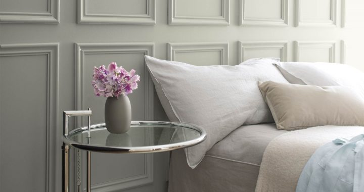 Painting with Benjamin Moore's Color Trends 2019