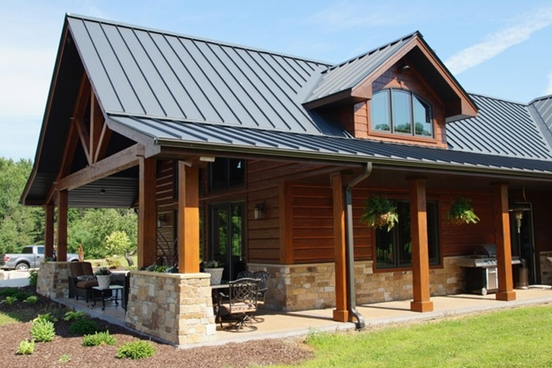 McElroy Metal Roofing at GNH