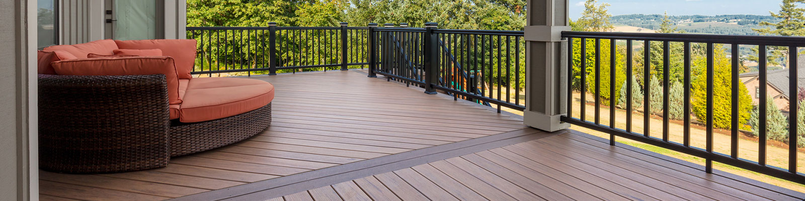 GNH is here to help with your porch, patio, deck and railing needs!