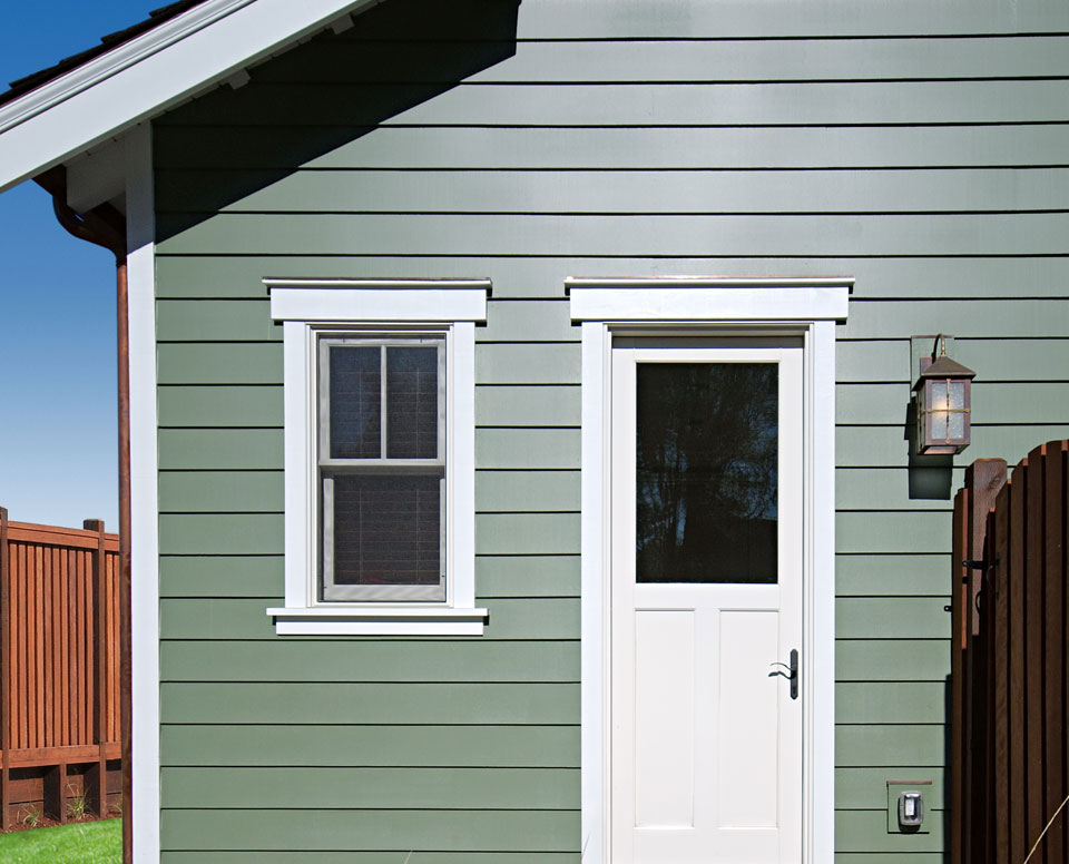 Bodyguard Trim and Siding at GNH