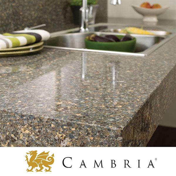 Cambria Countertops at GNH