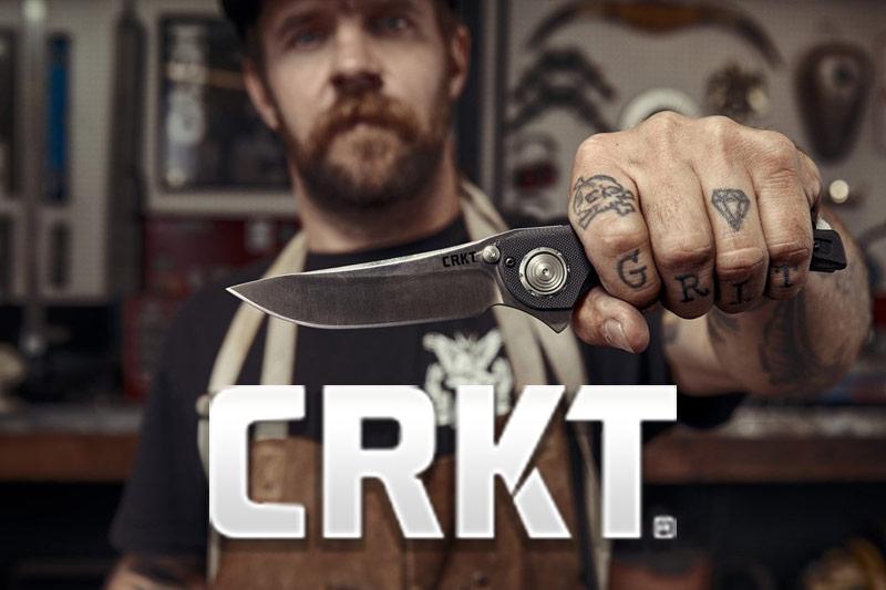 CRKT Knives at GNH