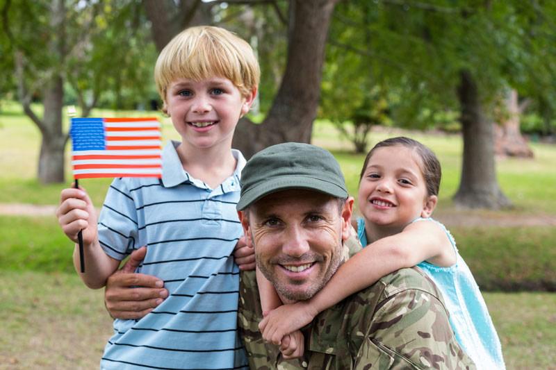 Military & Veterans Discount