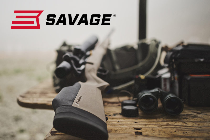 Savage Rifles at GNH