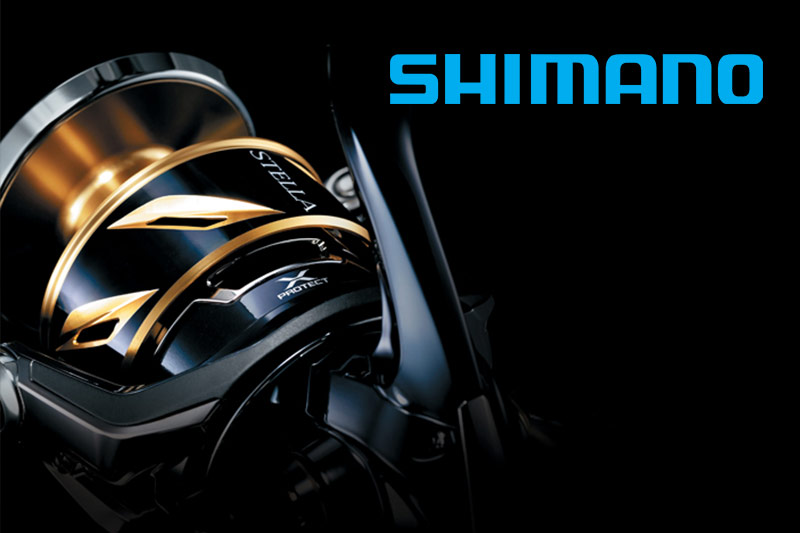 Shimano Fishing Products at GNH