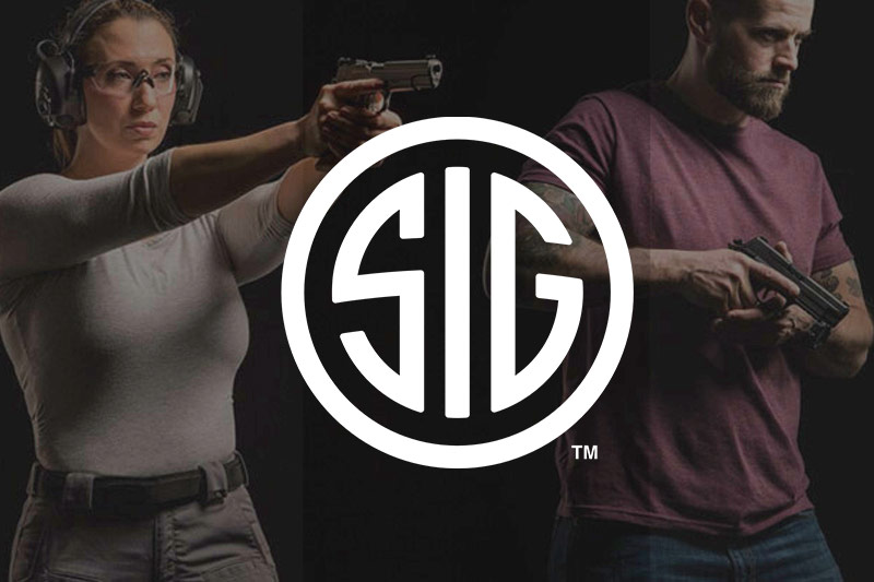 Sig Sauer Firearms at GNH