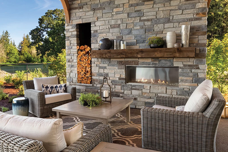 Cultured Stone at GNH