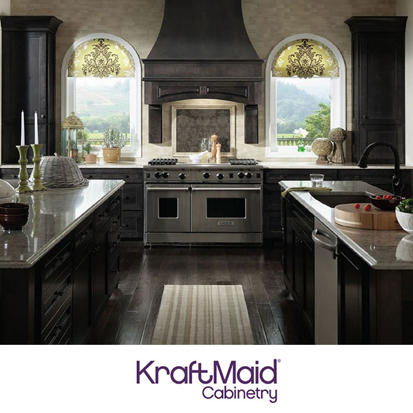 Kraftmaid Cabinetry at GNH