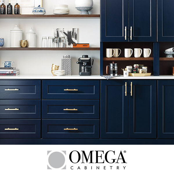 Omega Cabinetry at GNH