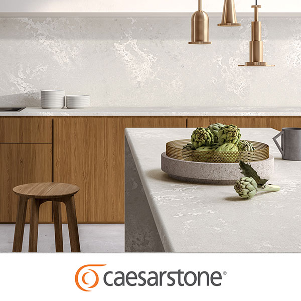 Caesarstone Countertops at GNH