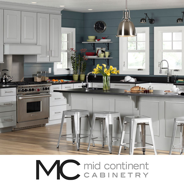 Mid-Continent Cabinetry at GNH