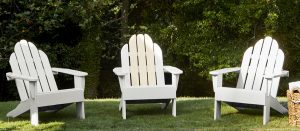 Read the article: DIY: Painting or Staining Outdoor Wood Furniture