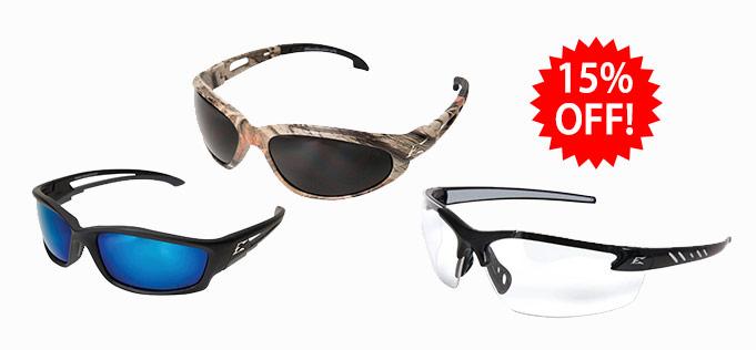 15% of Edge Eyewear