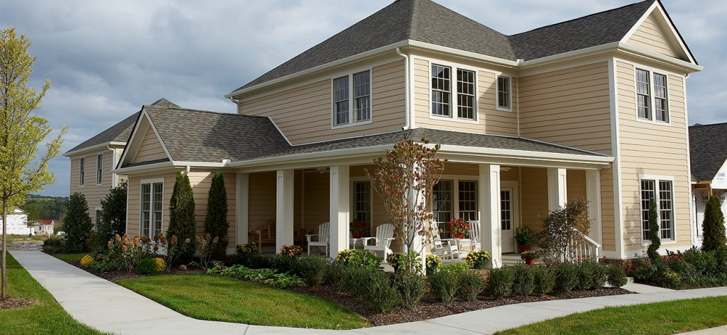 How to Harmonize Your Home Exterior's Color Palette