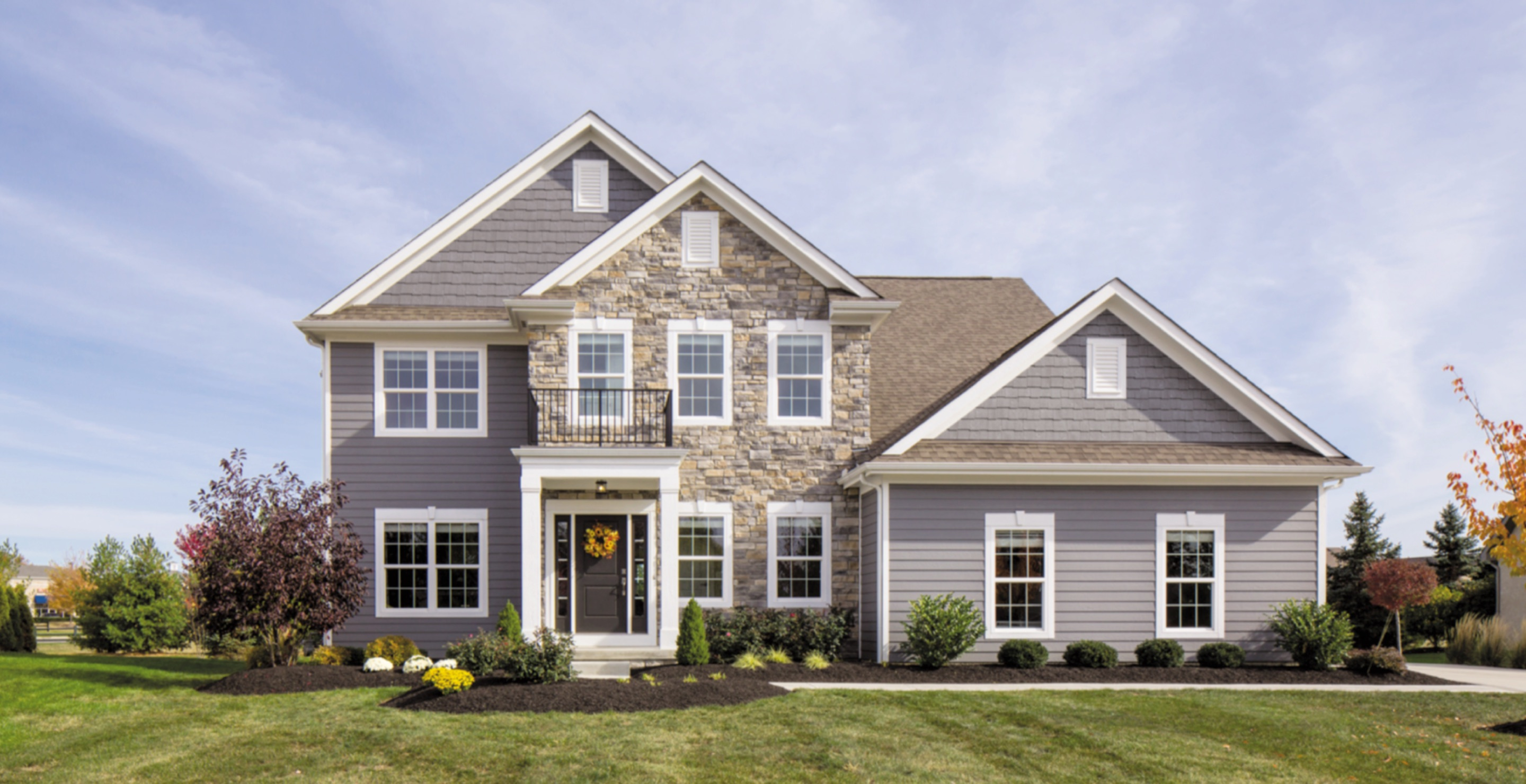 How to Harmonize Your Home Exterior's Color Palette - Curb Appeal