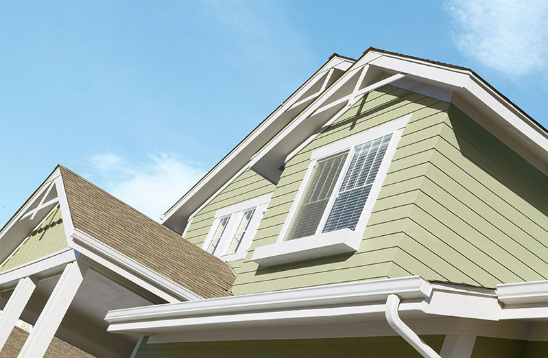 How to Harmonize Your Home Exterior's Color Palette - GNH