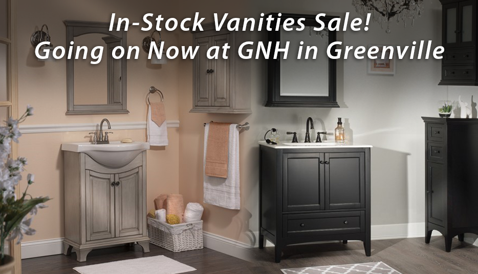 Vanities Sale
