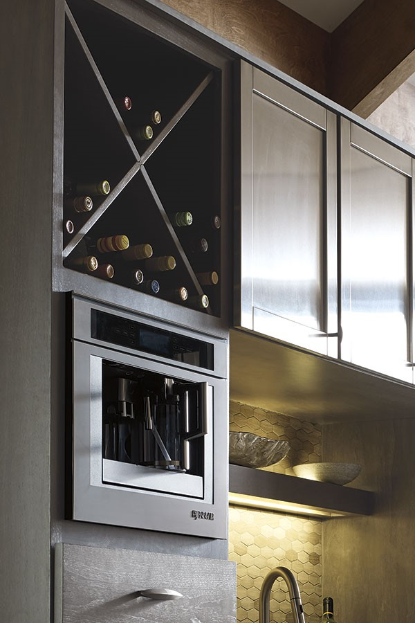 Wine Storage for Smaller Space