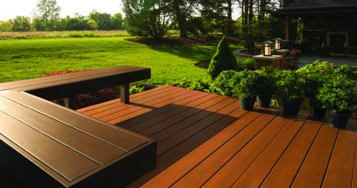 How to Prep Your Deck for Stain - Newly Stained Deck