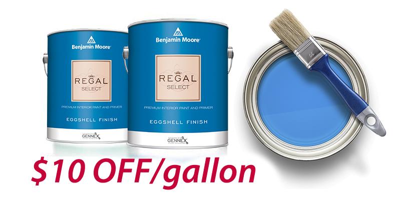 Regal Select Sale