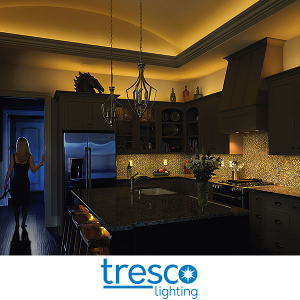 Tresco Lighting at GNH