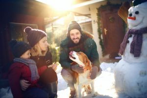 Read the article: Using Pet Safe Ice Melt After Shoveling will Protect Those Paws from the Burn