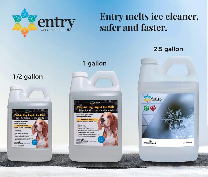 Pet Safe Ice Melt sizes