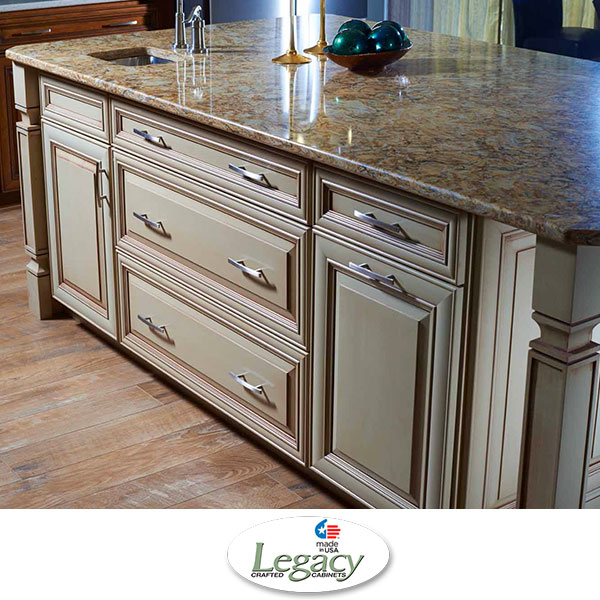 Legacy Crafted Cabinetry at GNH
