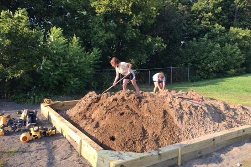 BKW Elementary Sandbox Project