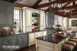 Read the article: What's the Best Layout for Large Kitchens?