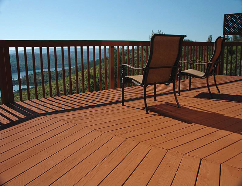 Why Should I Stain My Wooden Deck?