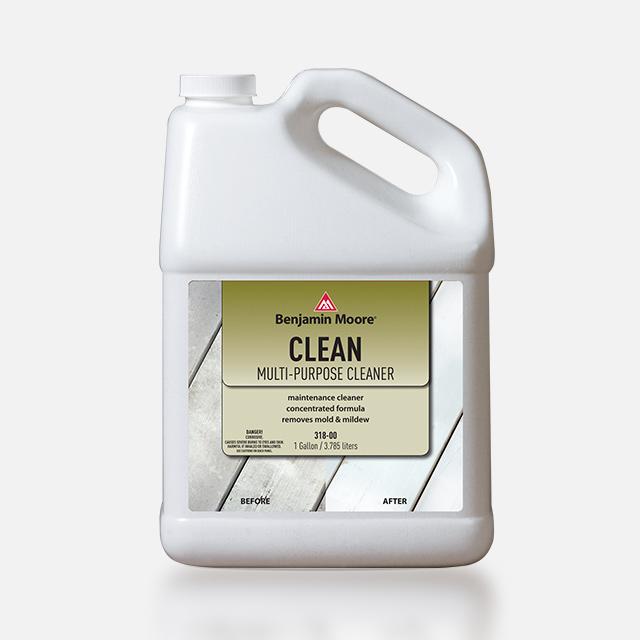 Ben Moore Clean