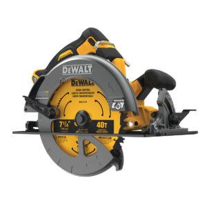 DeWALT 60V MAX* 7-1/4 in. CIRCULAR SAW w/Brake (Tool Only)