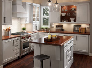 Read the article: How to Save Money on a Kitchen Remodel