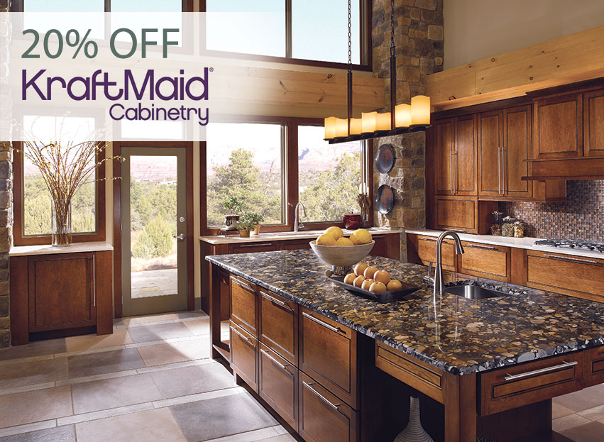 20 Off Kraftmaid Cabinets For A Limited Time Gnh Lumber Co