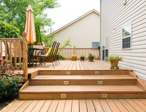 Read the article: Simple Deck Design Ideas to Improve Your Outdoor Space