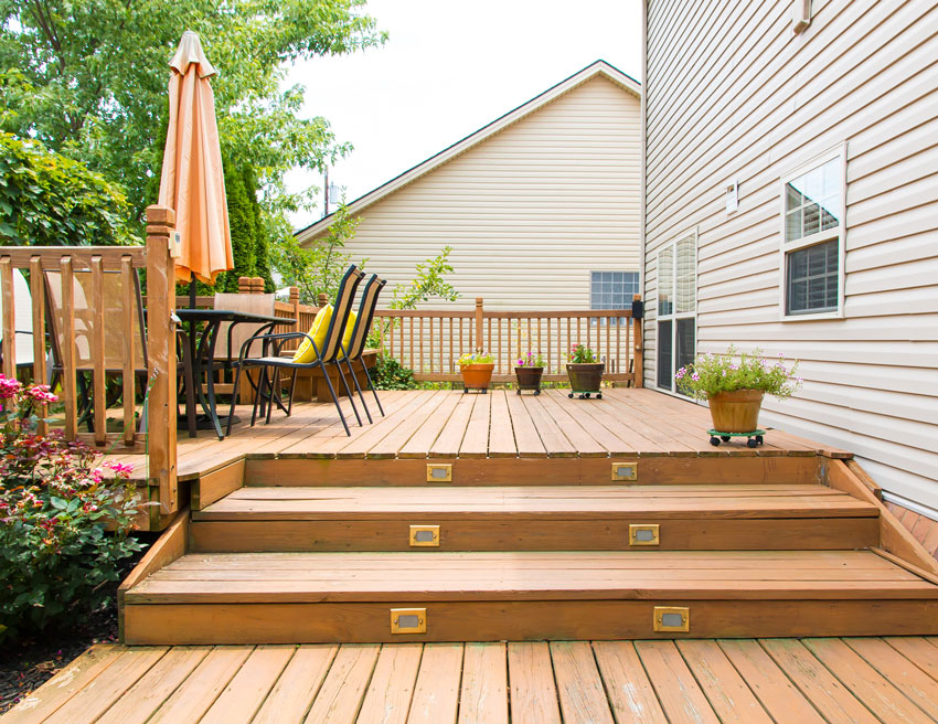 Simple Deck Design Ideas to Improve Your Outdoor Space